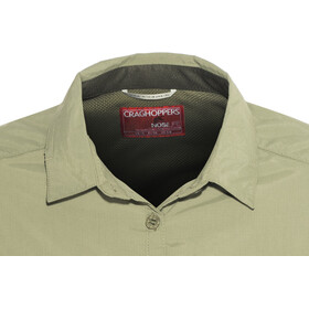 Craghoppers NosiLife Adventure - T-shirt manches longues Femme - olive